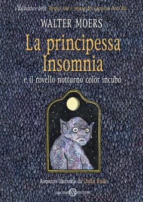La principessa Insomnia e il rovello notturno color incubo