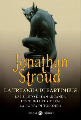 La trilogia di Bartimeus: L'amuleto di Samarcanda-L'occhio del Golem-La porta di Tolomeo