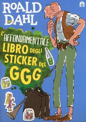 L'affondamentale libro degli sticker del GGG. Ediz. a colori