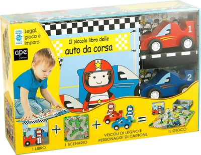 Little village auto da corsa