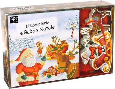 Little Village - il laboratorio di Babbo Natale