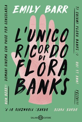 L'unico ricordo di Flora Banks