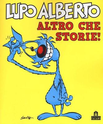LUPO ALBERTO ALTRO CHE STORIE