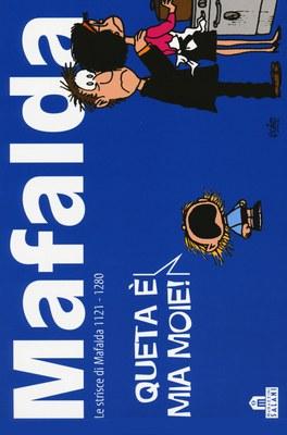 Mafalda. Le strisce dalla 1121 alla 1280. Vol. 8