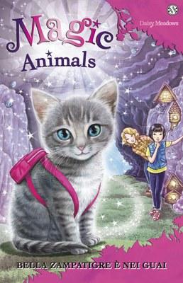 Magic Animals 4. Bella Zampatigre è nei guai