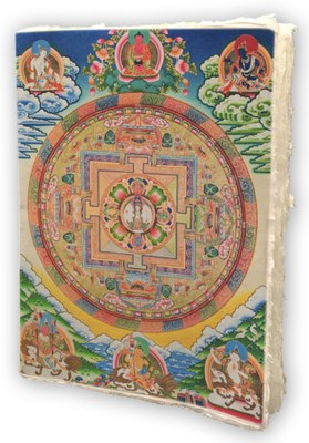 Mandala notes. Nepal