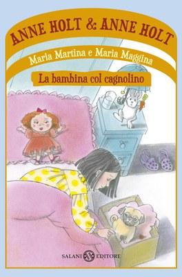 Maria Martina e Maria Maggina. La bambina col cagnolino