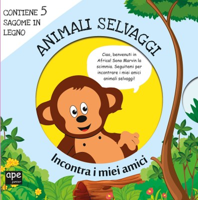 Meet my friends - Animali selvaggi