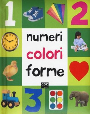 Numeri, colori, forme