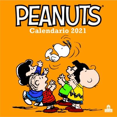Peanuts. Calendario da parete 2021