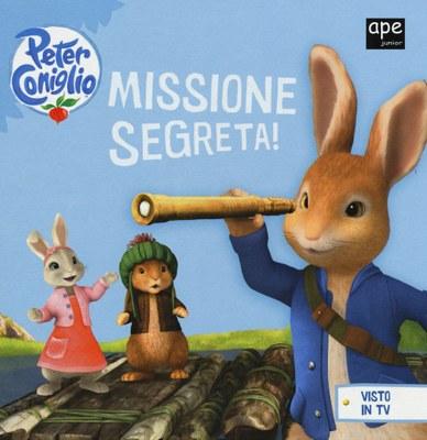 Peter Coniglio. Missione segreta