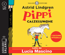 Pippi Calzelunghe Audiolibro CD
