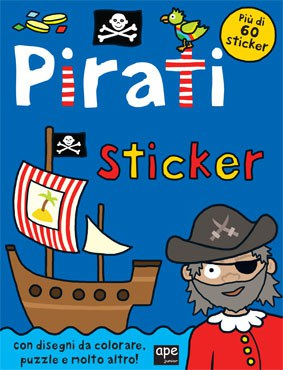 Pirati sticker
