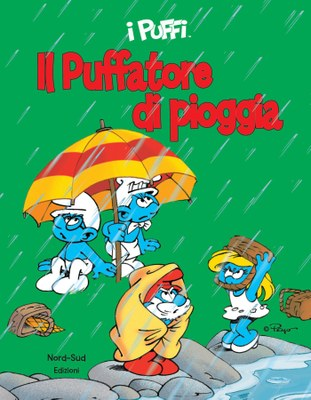 Puffi - Il Puffatore di pioggia