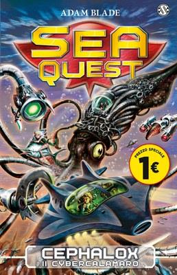 Sea Quest 1 - Cephalox il Cybercalamaro