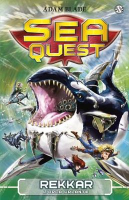 Sea Quest 13 - Rekkar L'orca urlante