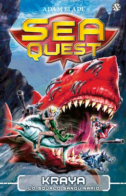 Sea Quest 4 - Kraya lo Squalo Sanguinario
