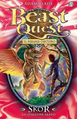 Skor, Lo Stallone Alato. Beast Quest 14