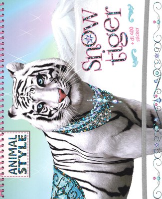 Snow Tiger. Animal style. Ediz. illustrata