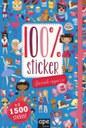 Speciale ragazze. 100% sticker. Con adesivi. Ediz. a colori