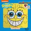 spongebob - libro puzzle