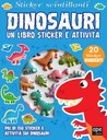 Sticker 3D Dinosauri