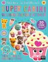 Sticker 3D Super Carini