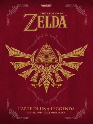 The Legend of Zelda. L'arte di una leggenda