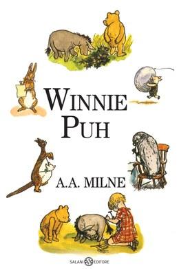 Copertina del libro Winnie Puh