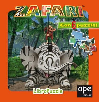 Zafari LibroPuzzle