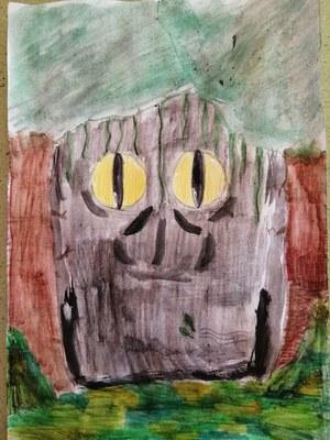 Ritratto di come potrebbe essere l'Ickabog