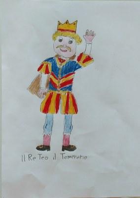 Re Teo il Temerario